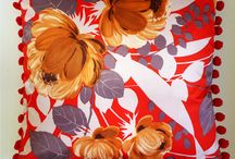 Floral Cushions / Celebrate Chelsea Flower Show 2015