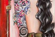 Tattoo ideas / by Carrie Duncan