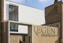 school facades