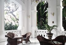 Colonial Tropical House and Decor