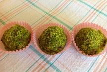 Dolcetti di ricotta, cioccolato e pistacchio / I Dolci di Maria Rita