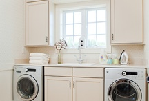 Laundry room / by Danielle Safratowich