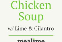 Yummy soups / by Cindy Pelzer