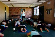 Yoga and Pilates / All things yoga and pilates- tips, retreats, news. Namaste.