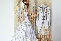 kartki ślub