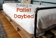 Daybed paller