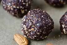 Energy Balls / Raw foods morsels packed with energy nutrients recipes and ingredients info
