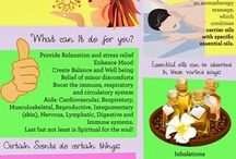 Aromatherapy & Herbal Remedies