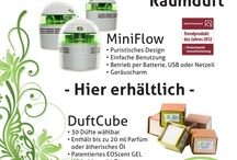 EOStream duftcube.de Promotion / Promotion for german resellers of EOStream Action Fragrances.