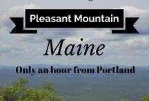 New England Hiking Trails
