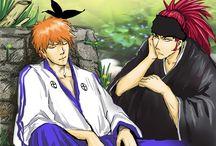 Welcome Ichigo and Renji