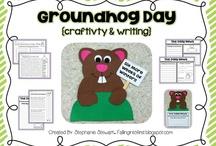 Groundhog day / by Gigi Houser
