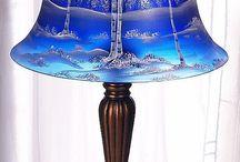 ABAJOUR E LAMPIÕES