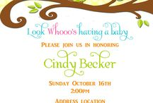 Karas (After) Baby Shower / by Ashley Deeb