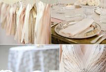 Neutral inspirations for your weddings