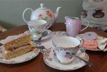 Dorothy's Pop Up Tea Rooms