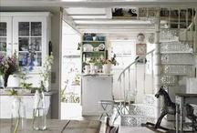 Ideas for the House / Sekalaisia oivalluksia kodin sisustukseen, joita olisi kiva kokeilla toteuttaa joskus