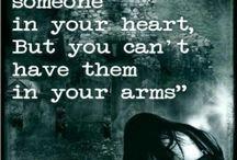 Words & Quotes about Heartbreak, Hurt & Pain