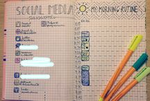 Jornual/Planner/Notes ✨