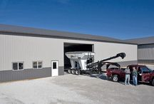 Seed Dealership Buildings / FBi Buildings has a deep understanding of the facilities requirements for on-demand seed treatment at the seed dealership level. Depending on the goals for your design, we can help you eliminate materials-flow bottlenecks and maximize throughout efficiency from storage treatment and packaging to delivery.
