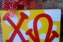 Chi Omega / by Lesley Hitch
