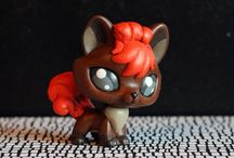 LPS / Cuz u can't not love these little things,especially when they're customs...