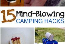 Camping & Hiking / Camping & hiking ideas, hacks, photos, places
