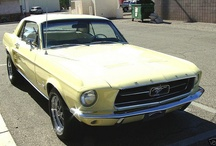 Rides & Dream Cars / A collection of current and past rides, dream cars and classic automobiles.