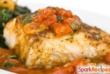 Fish recipes / Great for meatless meals