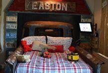 Xandre truck bedroom