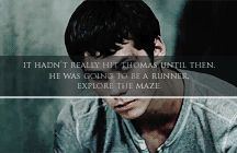 the Maze Runner / by Hunger Games