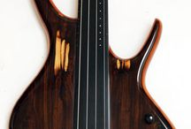Bass.  / All the Basses I desire.  / by Daniel Meichtry