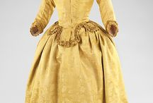 Historical Dresses and fashion