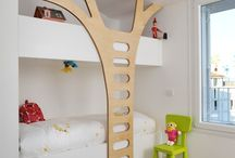 Kids rooms & bunkbeds