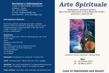 Barbara Reale Spiritual ART Arte Spirituale / Barbara Reale Spiritual ART Arte Spirituale. Barbara Reale eventi e workshop di Arte Spirituale