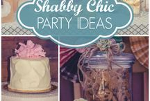 Shabby Chic Birthday