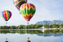VISIT COLORADO SPRINGS / What to do and where to go when visiting Colorado Springs #colorado #coloradosprings #visitcos