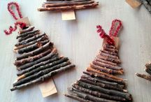 Орнаменты рождественской елки