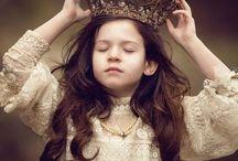 Princes & Princesses / Character Inspiration