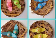 velikonoční výstava nápady