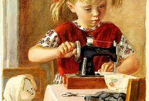 sewing toys-hadráčci