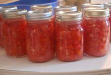 Canning/Storage / by Michelle Sherrill