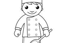 kuchařinky