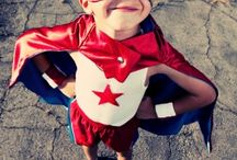 Super Heros!! / by Silvia Lozano