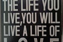 Love live life