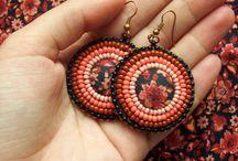AndyBori Earrings / Handmade earrings made by AndyBori (andybori@seznam.cz, Facebook)