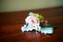 Button Holes by Red Earth Flowers