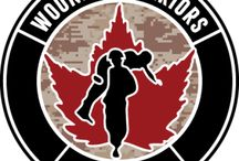 Wounded Warriors Canada / Budget Blinds, a division of Home Franchise Concepts, has partnered with Wounded Warriors Canada to raise funds to support ill and injured Canadian Armed Forces members, Veterans and their families. Wounded Warriors funds a diverse set of programs and services ranging from supporting homeless veterans, to PTSD Animal Assisted Therapy and transition programs focused on family-based support. / by Budget Blinds - Official