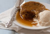 Desserts, Bread Puddings / Sweet things that aren't in other categories