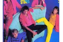80's Album Cover Art
